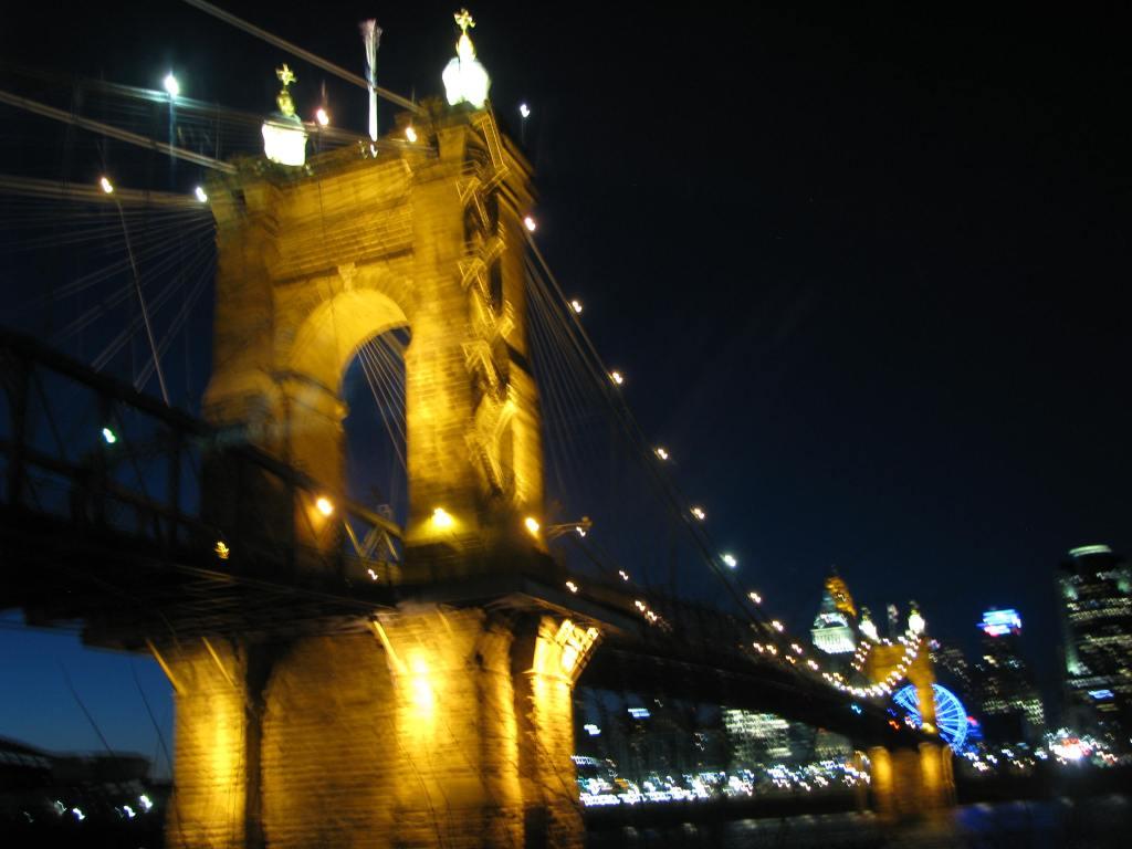 Roebling Bridge - Cincinnati - Covington